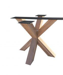 3D houten poot